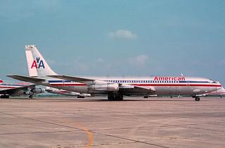 N8433 Boeing 707-323B American Airlines