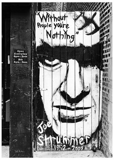 "Joe Strummer - ""Without People You're Nothing"" 