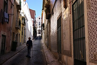 Lisboa' street