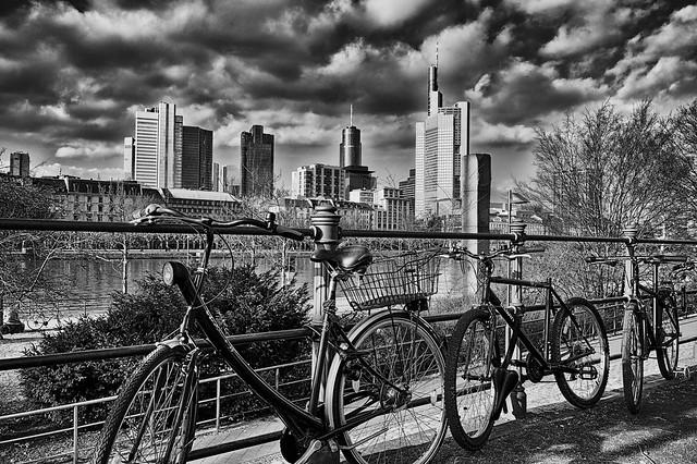 Deutschland (Germany), Frankfurt am Main