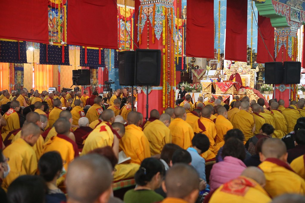2016.01.30 The Gyalwang Karmapa Discusses the Power of Remorse for Purification