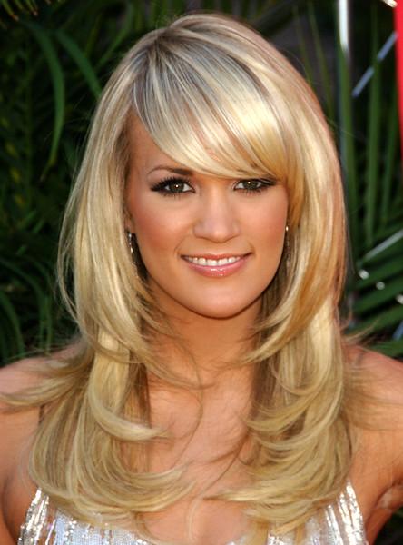Long Hair Layers Side Swept Bangs Via Cute Hairstyles Ift Flickr