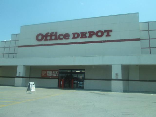 Office Depot (Explored)