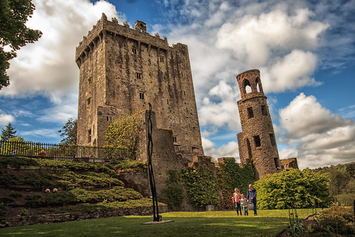 ireland castle landscape outdoor cork blarneycastle fencedfriday