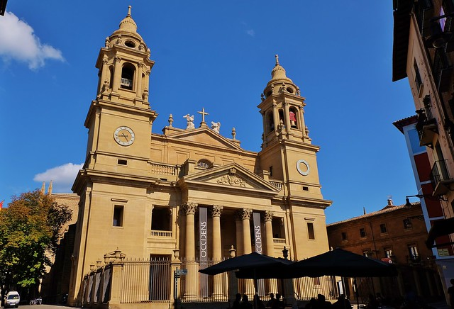 Pamplona, Cathedrale
