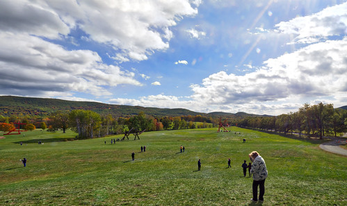 autumn newyork storm art fall us colorful king unitedstates outdoor center foliage newwindsor stormkingartcenter
