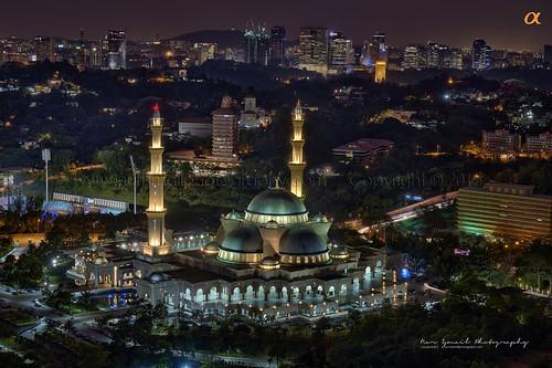 decorations minaret muslim prayer mosque dome touristattraction masjid islamic placeofworship masjidwilayah nurismailphotography nurismailmohammed nurismail