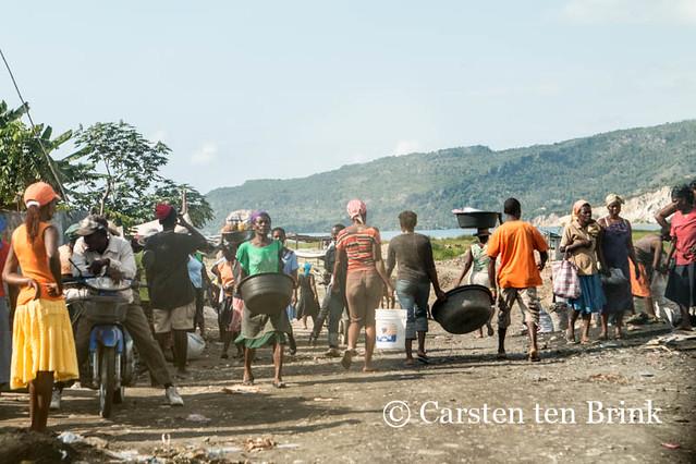 Jacmel morning