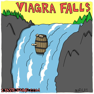 viagra_falls | by Mike Riley