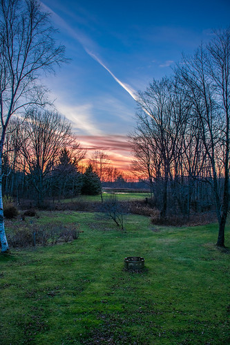 thanksgiving new york sunset sky ny color evening day dusk country upstate deck western springwater