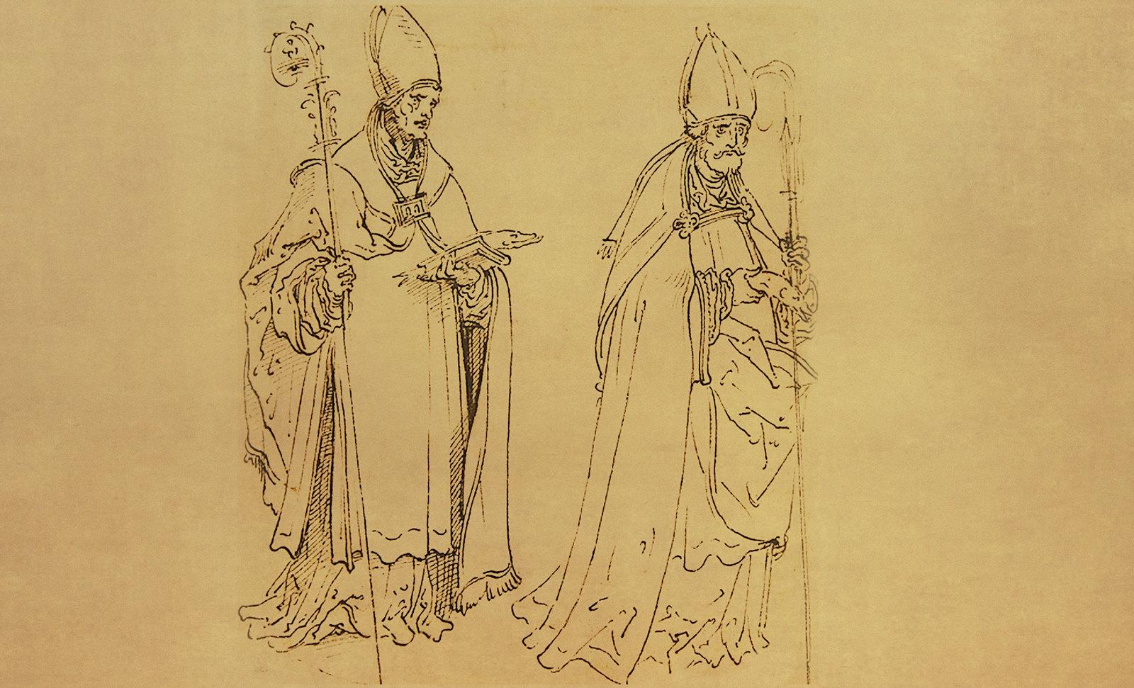Obispos / Vigías de visiones y voluntades