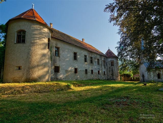 Frankopanski dvorac Severin na Kupi