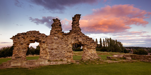 Summer evening at Sandal Castle(3) | by S.R.Murphy