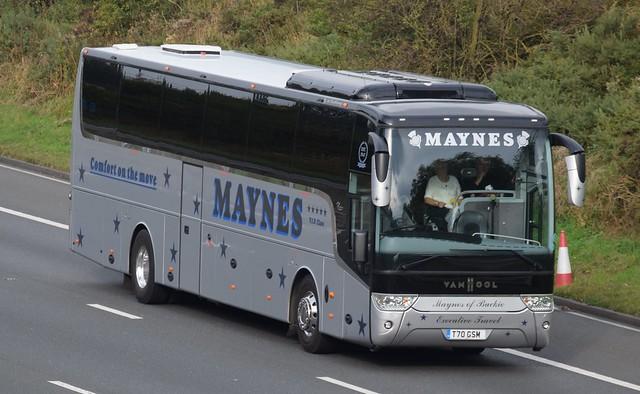T70GSM  Maynes, Buckie
