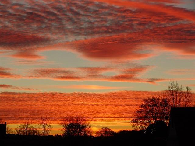 Sonnenaufgang // Rising Sun