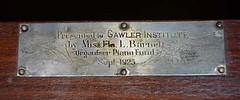Town of Gawler Steinway being taken for restoration 5