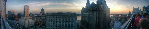 Liverpool Waterfront Panorama (11/09/2015)