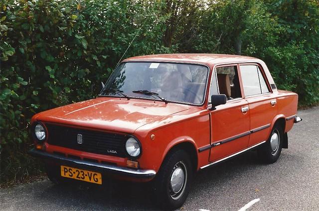 Lada 1200 1986