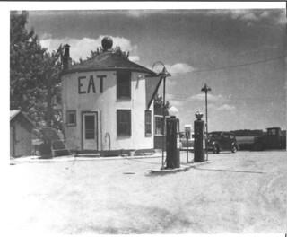 Coffee Pot restaurant - c1945