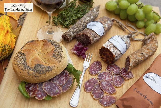 Ends Meat Salumi