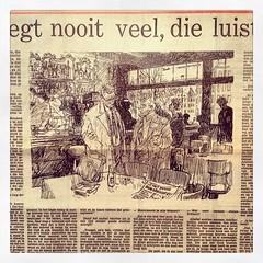 #carmiggelt #simoncarmiggelt #petervanstraaten #persmuseum #amsterdam #mokum #vanstraaten