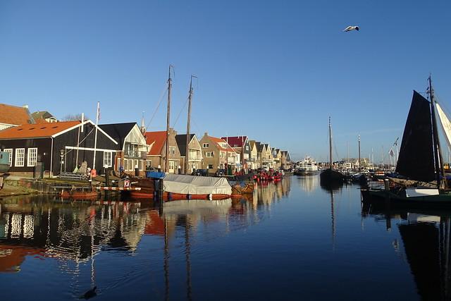 Hafen Urk