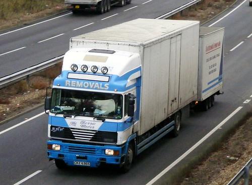 XPO Logistics, FJ65 YTN | Flickr - Photo Sharing!