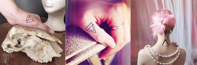 Triángulo Hipster