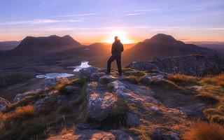 Highland Dawn | by J McSporran