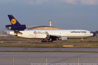 D-ALCC MD-11F LH 8272 FRA-DKR | by Giancarlo Scolari