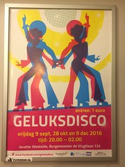 Geluksdisco in Westside