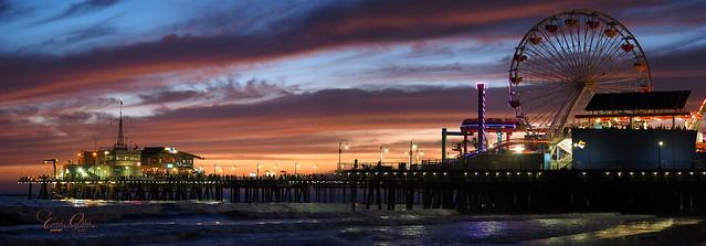 Santa Monica Pier (Explored)