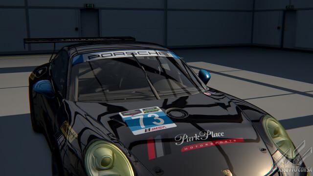 Porsche 991 GT3 GTA