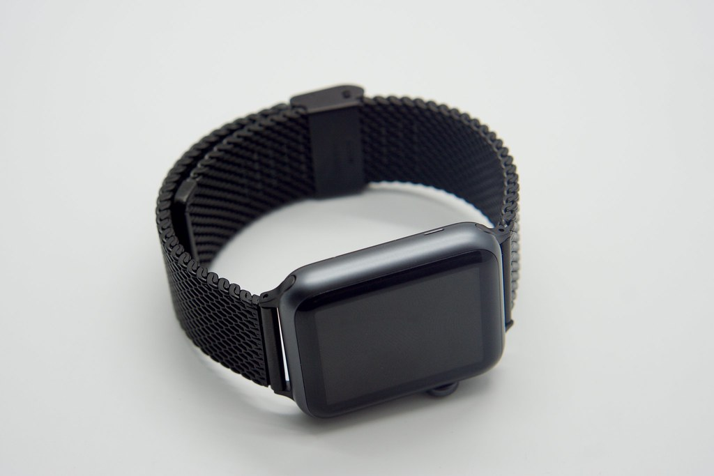 Test bracelets Wristouch Apple Watch