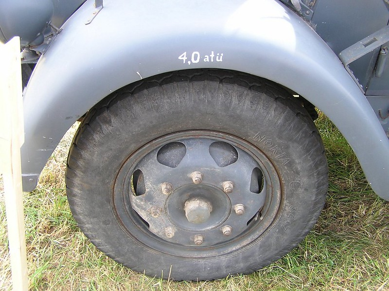 Opel Blitz 3.6 9