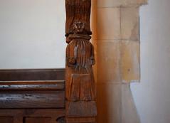 Reverend James Darling (Eyke woodworkers, 20th Century)