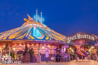 Space Mountain | by Magic Disneyland