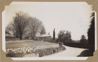 Lindsay Park house and gardens, Angaston, South Australia, September 1946 / Alfred Amos