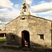 Facha de la Ermita de Santa Tecla