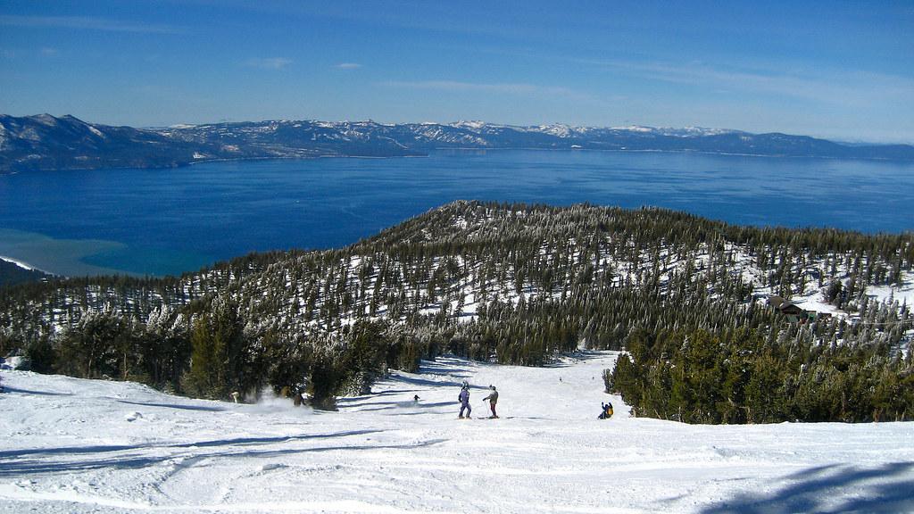Heavenly Mountain Ski Resort
