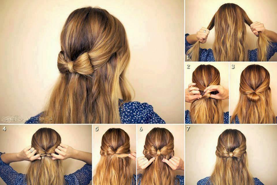 Peinados Semirecogidos 9