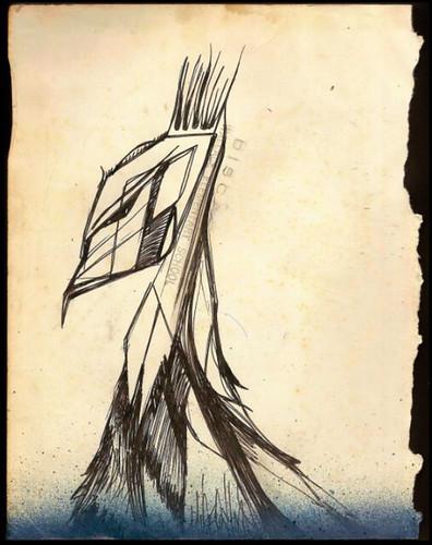 Discard Bird   by iamhieronymus@gmail.com
