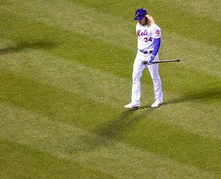 Syndergaard contemplates more BP | by BROLMSW