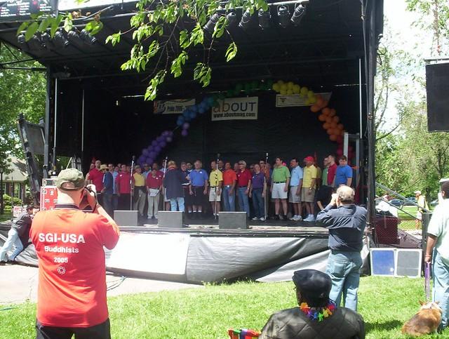 Sounds of the Season by Buffalo Gay Men s Chorus