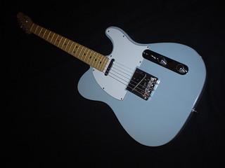 telecaster daphne blue highway 1