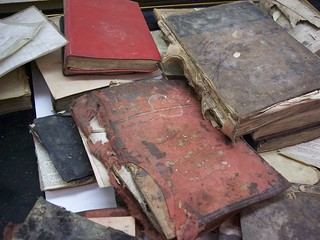 Moldy Books | by preservationgal