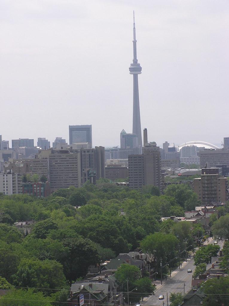 Cn Tower Toronto Canada Psychometre Flickr