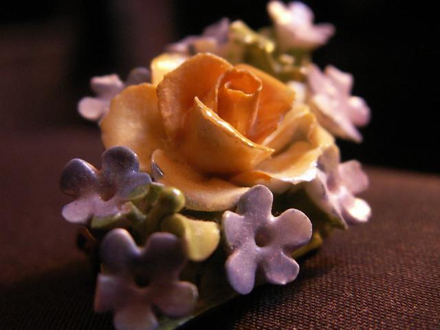 Enamel Flower