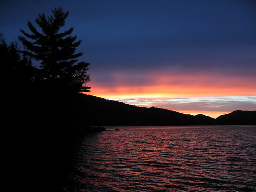 sunset tremblant