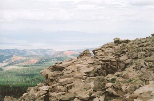 mountains nature rock stone landscape utah brianhead cedarbreaksnationalmonument